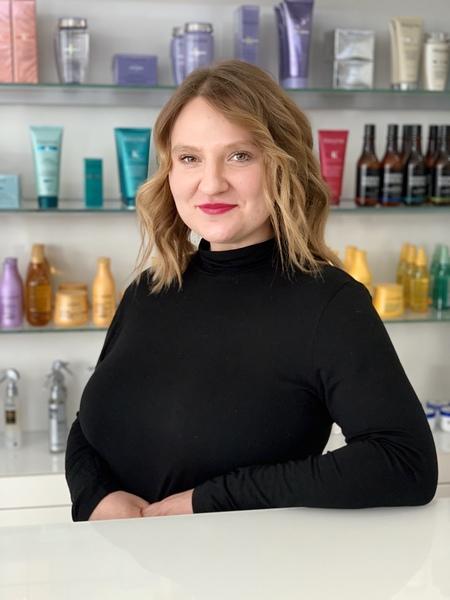 Fryzjer stylista Warszawa Aneta